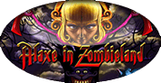 Игровой автомат Alaxe in Zombieland Microgaming
