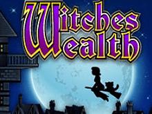 Играйте в игровой автомат Богатство Ведьм без вложения денег